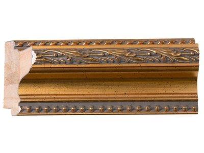 Pizzo - Bescheiden Italiaanse Barok Lijst - Goud Gekleurd