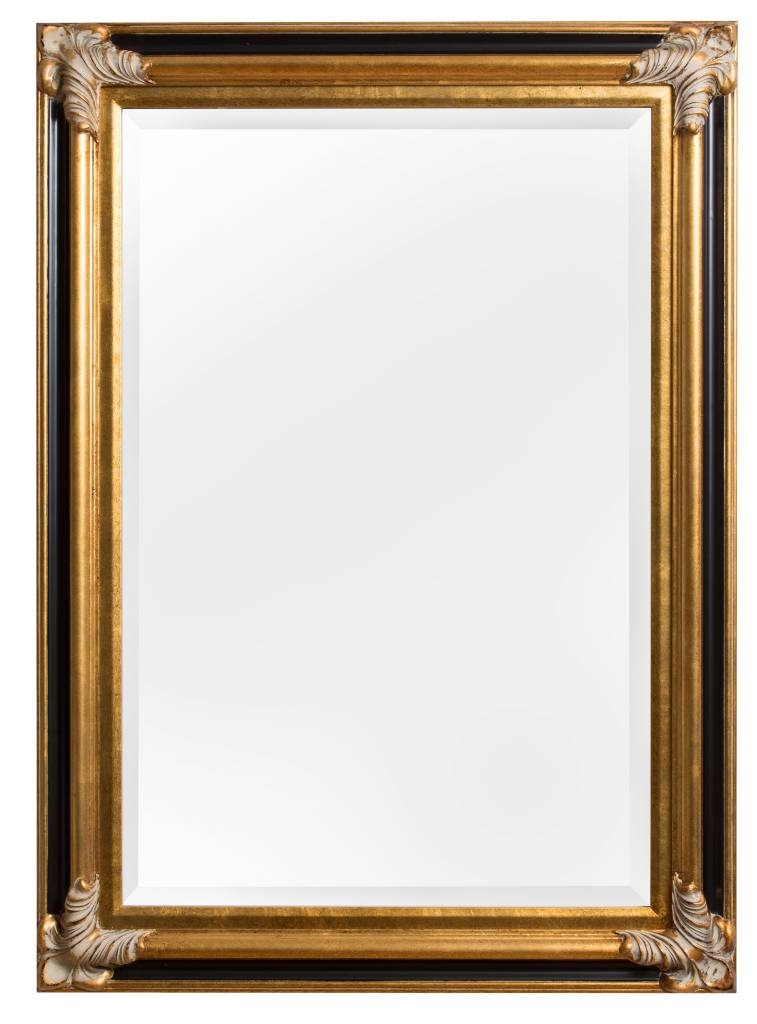 Valencia - Goud (met spiegel)