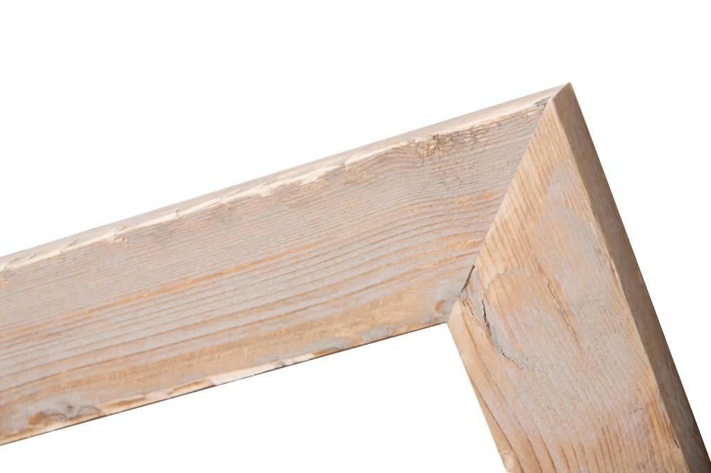 Wood steigerhouten lijst