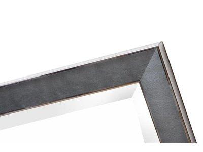 Hamburg - Grijs met Zilver (met spiegel)