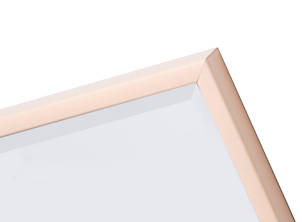 Perugia - spiegel - crème