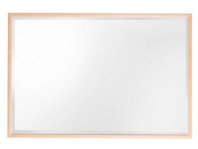 Copenhagen spiegel met houten lijst
