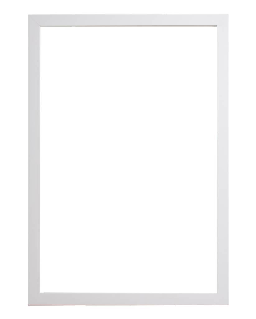 New York - moderne witte lijst