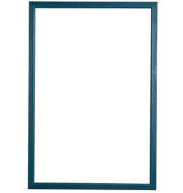 Lille - smalle blauwe lijst