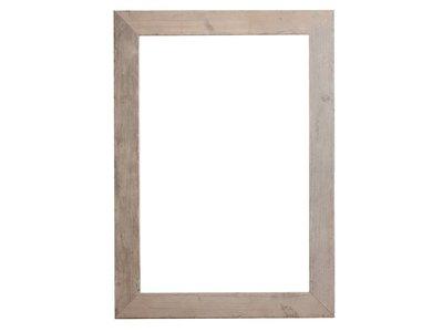 Wood - Ongeschuurde Steigerhouten Lijst