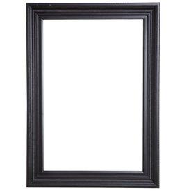 Lyon - zwarte lijst van hout