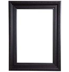 Montpellier - zwarte lijst van hout