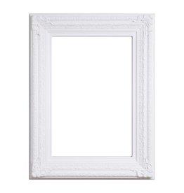 Fréjus - witte barok lijst