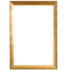 Gela - moderne gouden lijst