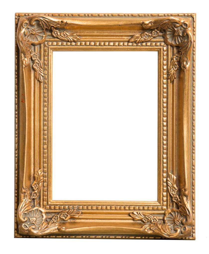 Catania Gouden Fotolijst Van Hout Kunstspiegel