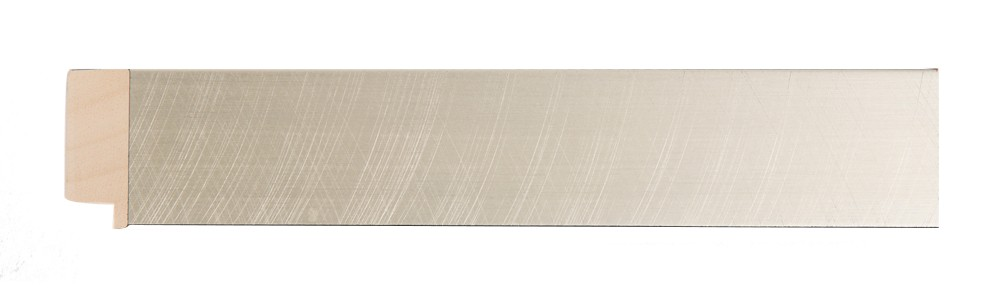 Mariotto - Spiegel met zilveren lijst
