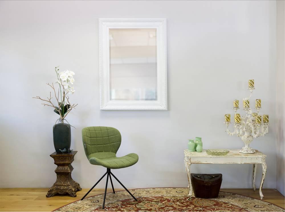 Witte Barok Spiegel : Barok spiegel met kuif in goud en antiek wit spiegels empire bv