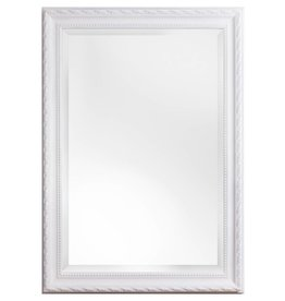 Pizzo - Italiaanse spiegel met witte lijst