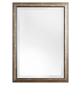 Rieti - spiegel met donker zilveren lijst