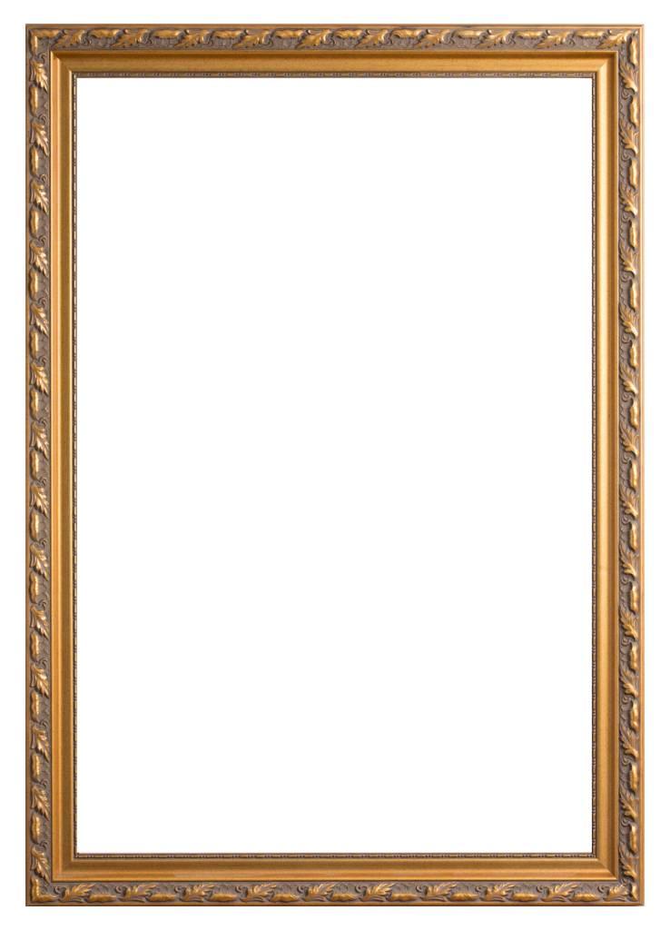 Bonalino - betaalbare klassiek gouden lijst