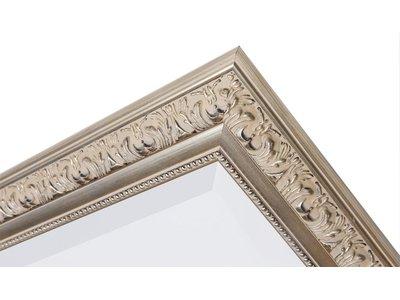 Palmi - spiegel - zilver