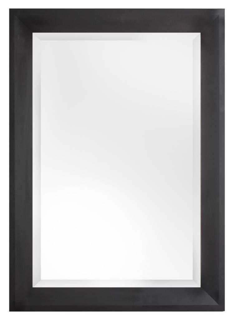 Nantes - Zwart (met spiegel)