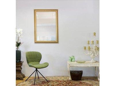 Palmi spiegel met barok gouden lijst