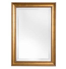 Ajaccio - spiegel met gouden lijst