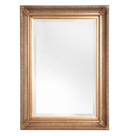 Bari - spiegel met unieke gouden lijst