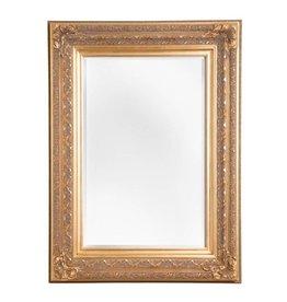 Fréjus - spiegel met barok gouden lijst