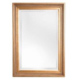 Lyon - spiegel met barok gouden lijst