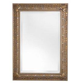 Marbella - spiegel met klassiek zilveren lijst
