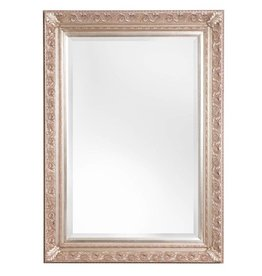 Savona - spiegel met barok zilveren lijst