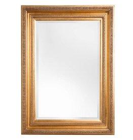 Valence - spiegel met gouden barok lijst