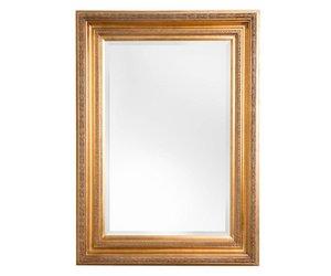 Gouden Barok Spiegel : Valence spiegel met gouden barok lijst kunstspiegel