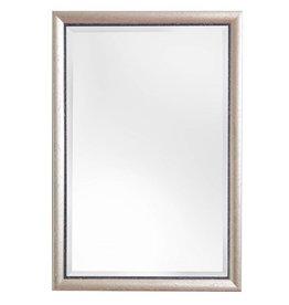 Fossano - spiegel met zilveren lijst