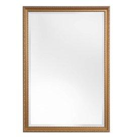 San Salvo - spiegel met klassiek gouden lijst