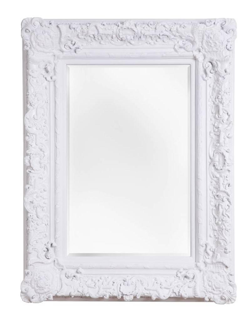 Palermo - Wit (met spiegel)