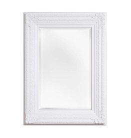 Fréjus - spiegel met witte barok lijst