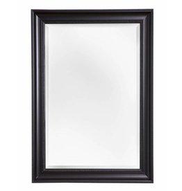 Ajaccio - spiegel met zwarte lijst