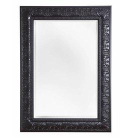 Marbella - spiegel met klassiek zwarte lijst