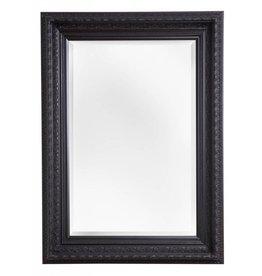 Vigo - spiegel met zwarte barok lijst