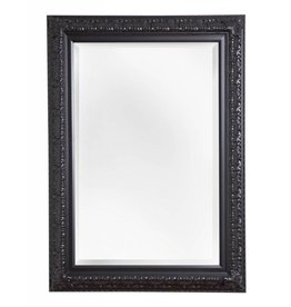 Zaragoza - spiegel met zwarte barok lijst