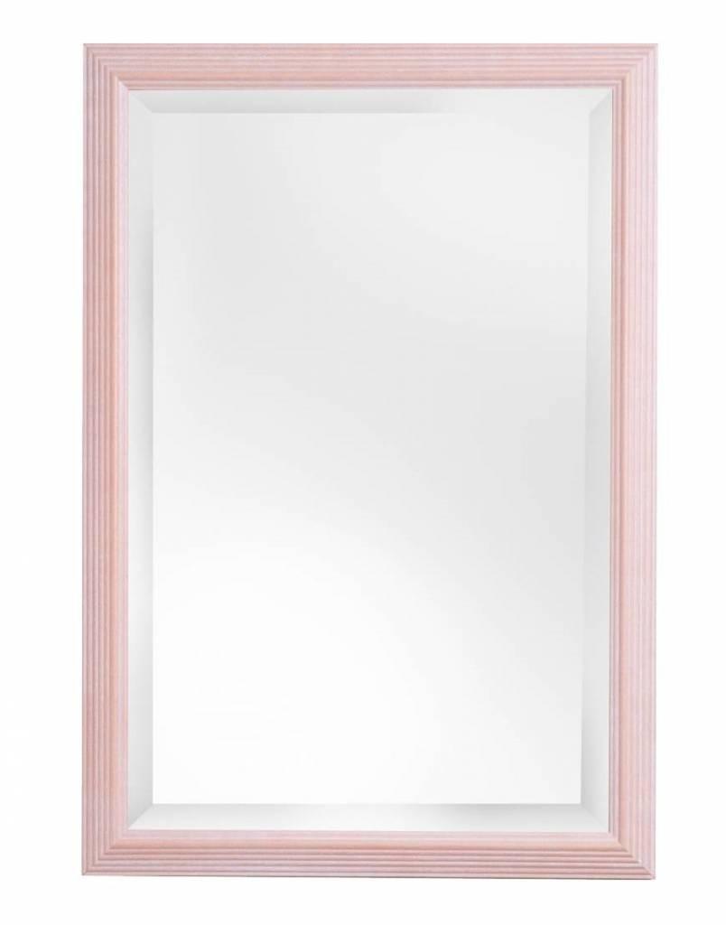 La Rochelle – spiegel – roze kopen Spiegels > Spiegels op maat > Muurspiegel? Dat doe je hier snel en voordelig – snel in huis bezorgd