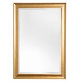 Haarlem - spiegel met tijdloze gouden lijst