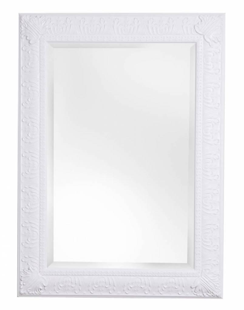 Marbella - Wit (met spiegel)