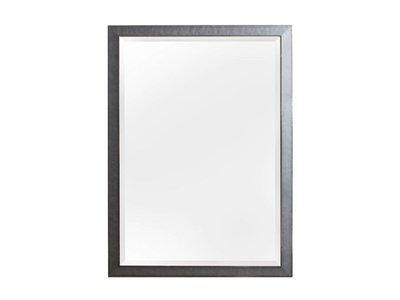 Hamburg - spiegel - grijs / zilver