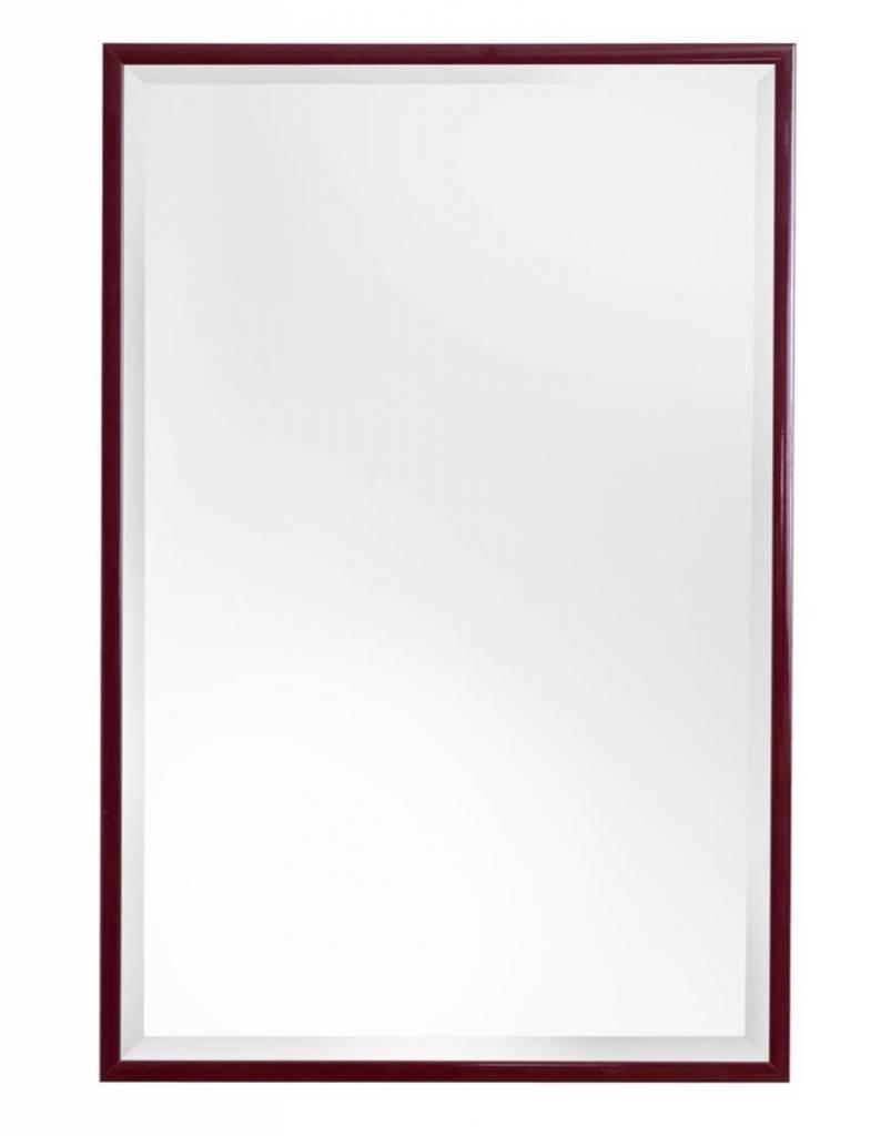 Perugia - Rood (met spiegel)