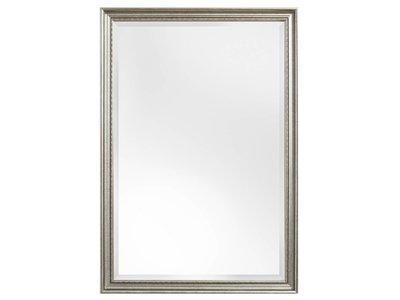 Bologna barok spiegel met zilveren lijst