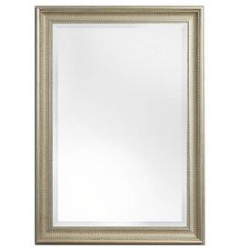 Sicilia - spiegel met elegante zilveren lijst
