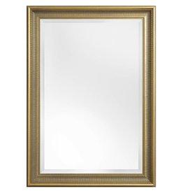 Sicilia - spiegel met elegante gouden lijst