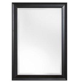 Haarlem - spiegel met tijdloze zwarte lijst