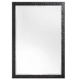 Metz - leuke spiegel met zwarte lijst