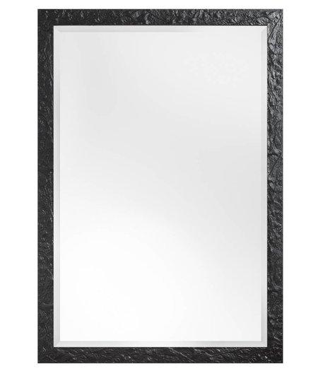 Boriana sfeervolle betaalbare spiegel met zwarte lijst for Spiegel met zwarte lijst
