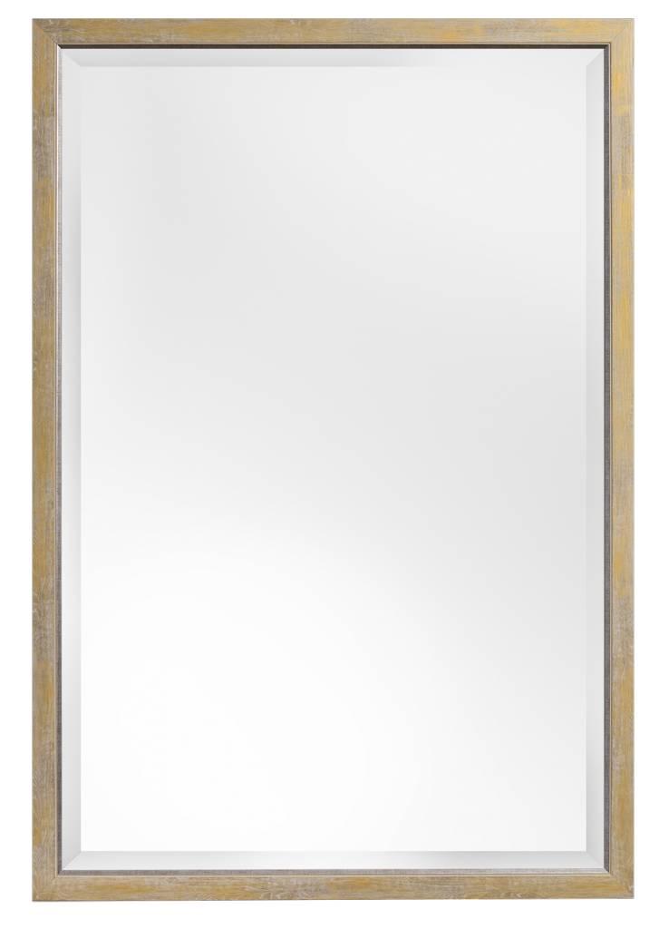 Rimini (met spiegel) - Geel / Goud